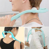 Dual Pressure Neck Therapy Self Massager - HipHawker
