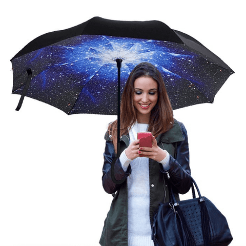 BrellaPro Anti-UV Reverse Umbrella - HipHawker