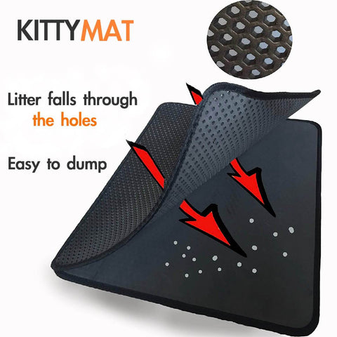 KittyMat Litter Trapping Mat