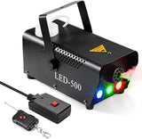 Professional Stage LED Fog Machine (Wireless Remote)