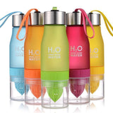H2O Fruit Infusion Water Bottle - HipHawker