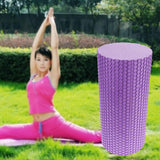Yoga Training EVA Foam Roller - HipHawker