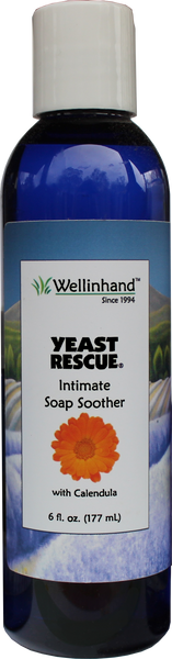 Natural Yeast Rescue®  Treatment and Soap Soother