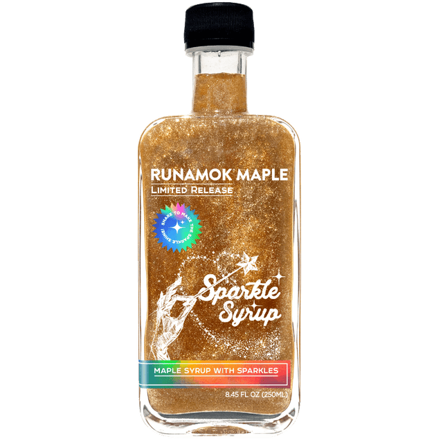 *LIMITED RELEASE Sparkle Maple Syrup 250ml