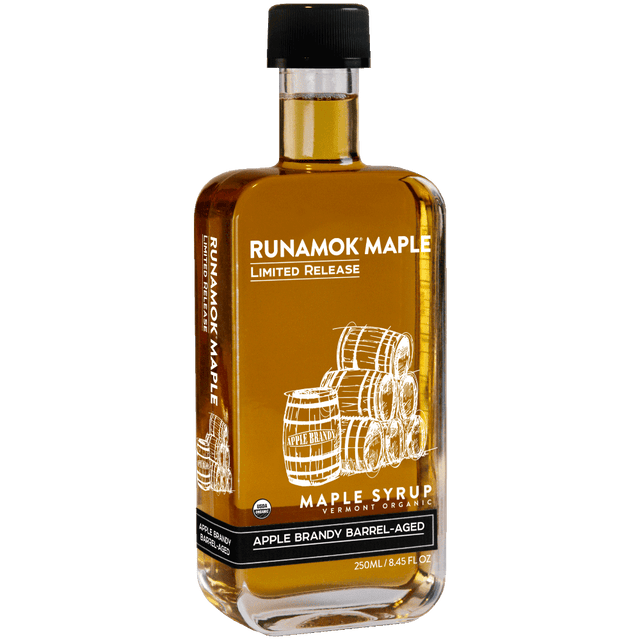 Runamuk Maple Syrup- Apple Brandy Barrel-Aged