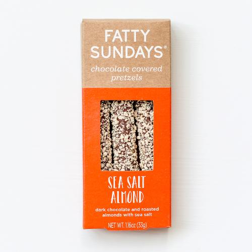 Fatty Sundays - Sea Salt Almond