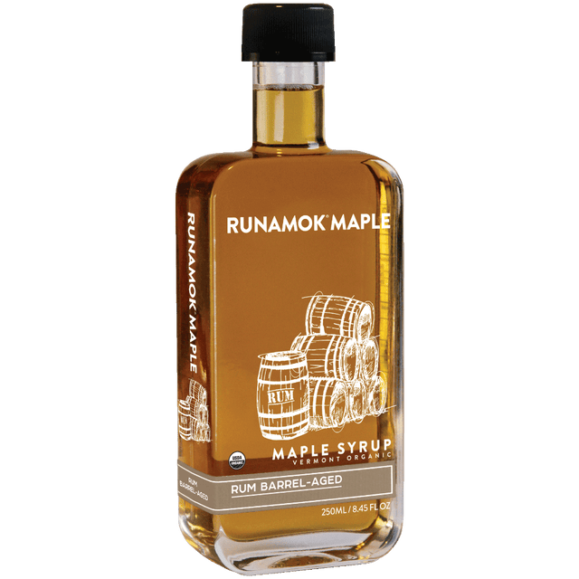 Runamuk Maple Syrup- Rum Barrel-Aged