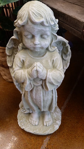 Angel with Planter