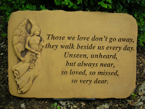 Those We Love... Large Memorial Stone