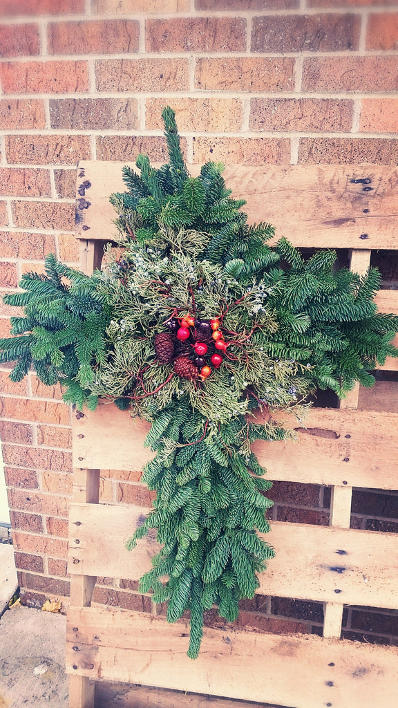 Cross Wreath