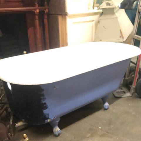 Claw foot Bathtub (painted) 5FT