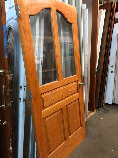 "40"" Half Glass Door"