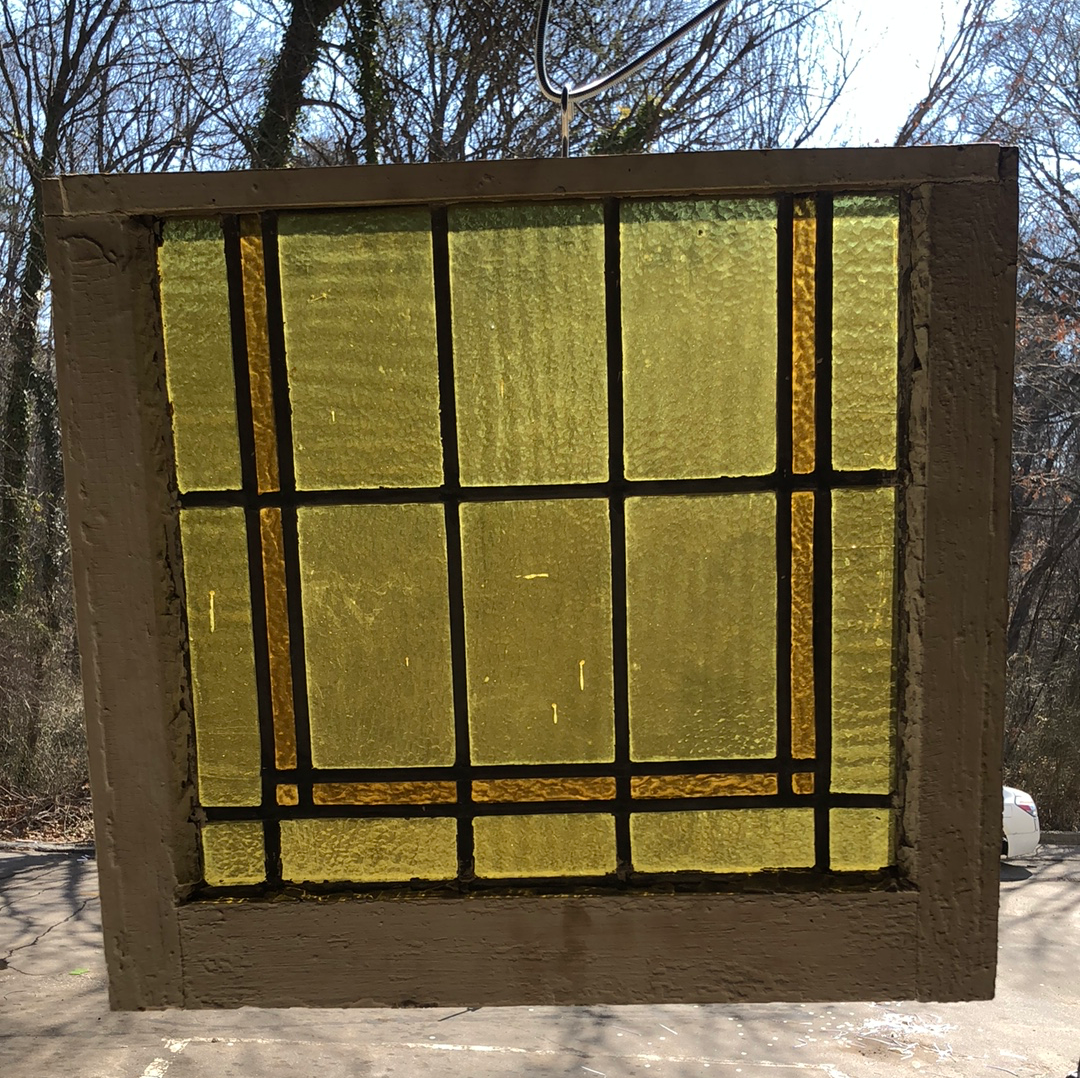 Stained glass window - #1