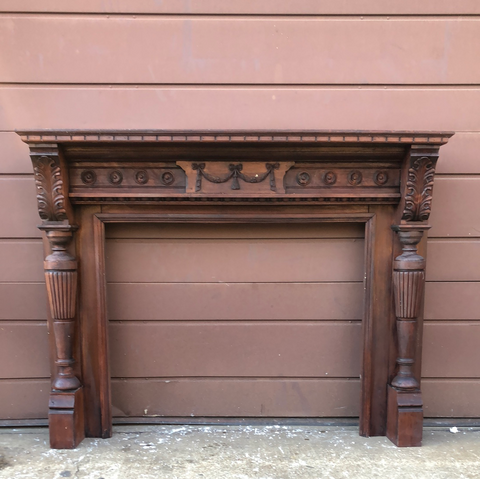 Wooden Mantel (December 2020 - 2)