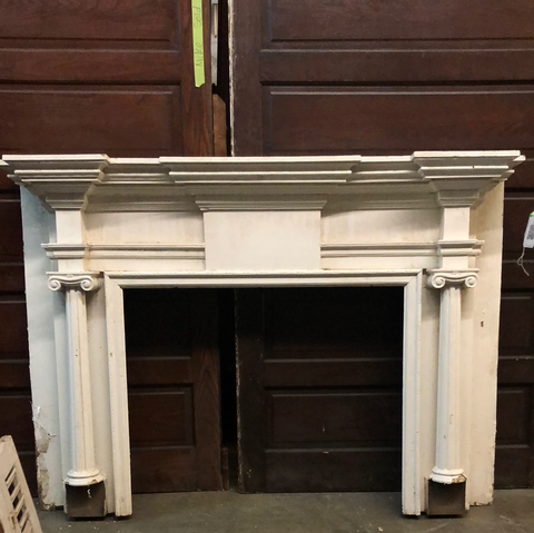 Massive Mantel