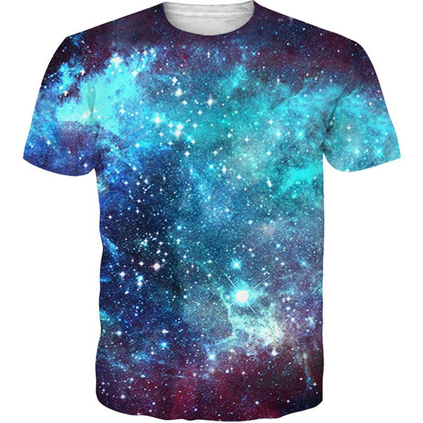 Graphic Galaxy T Shirt