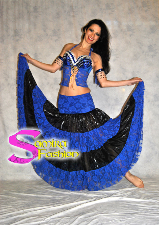 Belly Dance Gipsy - Bluette