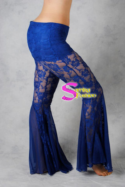 Panta Pizzo Romantic Bluette
