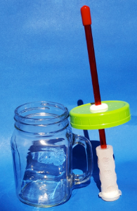 Straw - Filter for Infusers and Liquid Mixtures