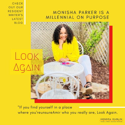 Look Again | Monisha Parker
