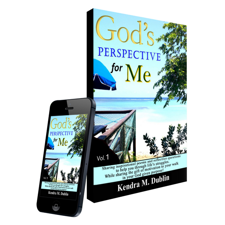 God's Perspective for Me Volume 1