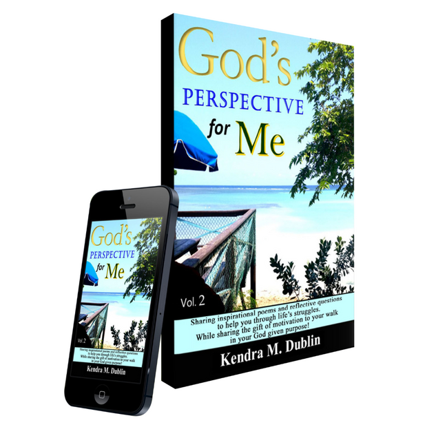 God's Perspective for Me Volume 2