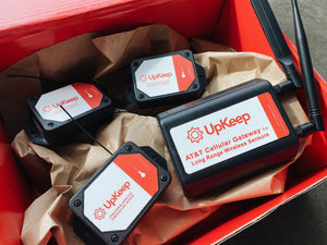 UpKeep Sensors - Professional Subscription (per year) + Activate Bundle