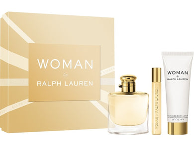 Woman 50ml Xmas Set