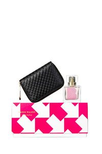B 50ml Set with Black Wallet