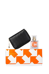C 50ml Set with Black Wallet