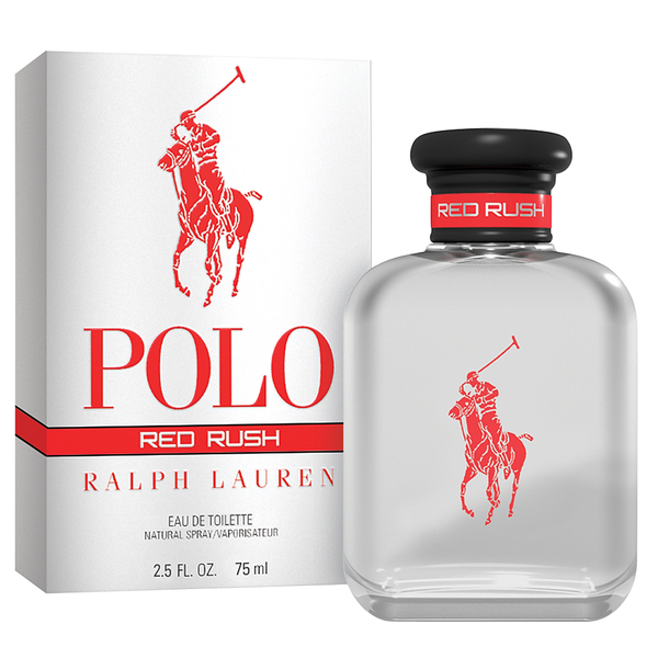 Polo Red Rush 75ml Edt Spray