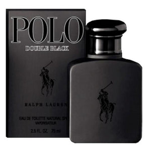 Polo Double Black 75ml Edt Spray
