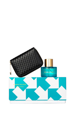 Runaway Azure 60ml Set with Black Wallet