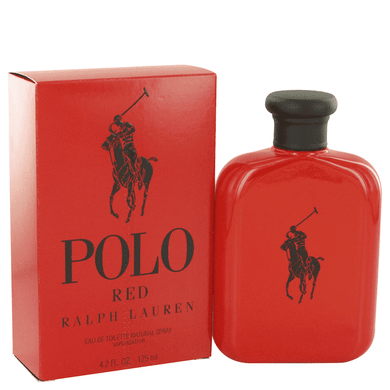 Polo Red 125ml EDT
