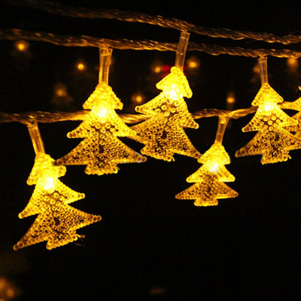 3M 20 LED Christmas Tree String Lights LED Fairy Lights for Festival Christmas Props