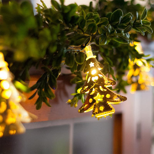 20-40 LED Christmas Fairy String Light Christmas Tree Decoration Lamp