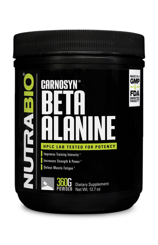 Nutrabio Beta-Alanine Powder