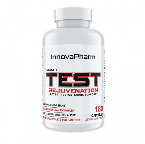 InnovaPharm Stage 1 Test Rejuvenation