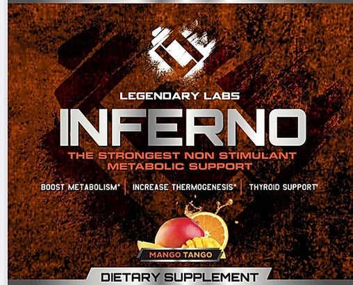 Legendary Labs Inferno