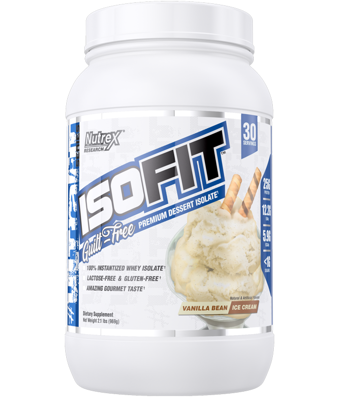 Nutrex Research Isofit