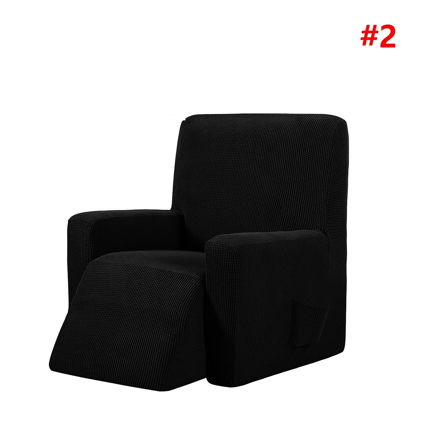 Groovy Free Postage Decorative Stretch Sofa Cover For Recliner Chairs Pdpeps Interior Chair Design Pdpepsorg