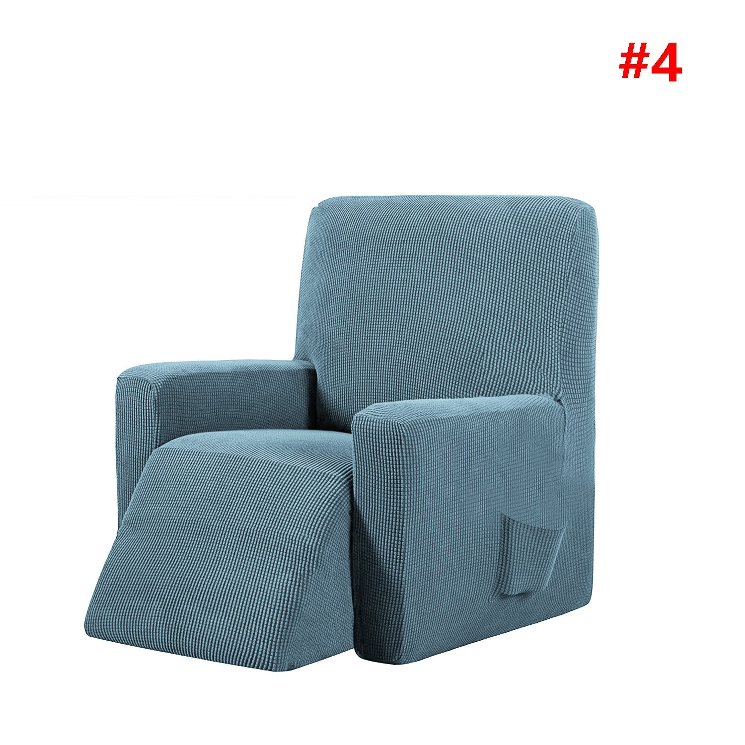 Excellent Free Postage Decorative Stretch Sofa Cover For Recliner Chairs Pdpeps Interior Chair Design Pdpepsorg