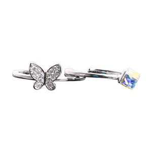 Ring: The Butterfly Crystal