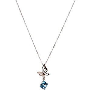 Necklace: The Butterfly Collection - 4 Colors