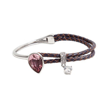 Bracelet: The Tear Drop Collection - Leather - 3 Colors