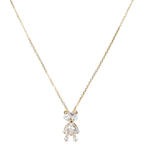 Necklace: The Teddy Bear