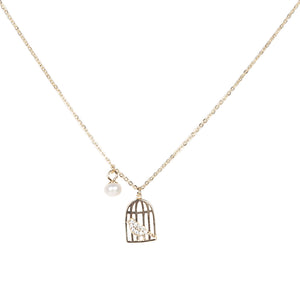 Necklace: The Cage