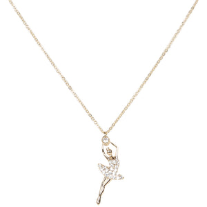 Necklace: The Ballet Dancer