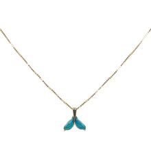 Necklace: The Mermaid - 2 Colors