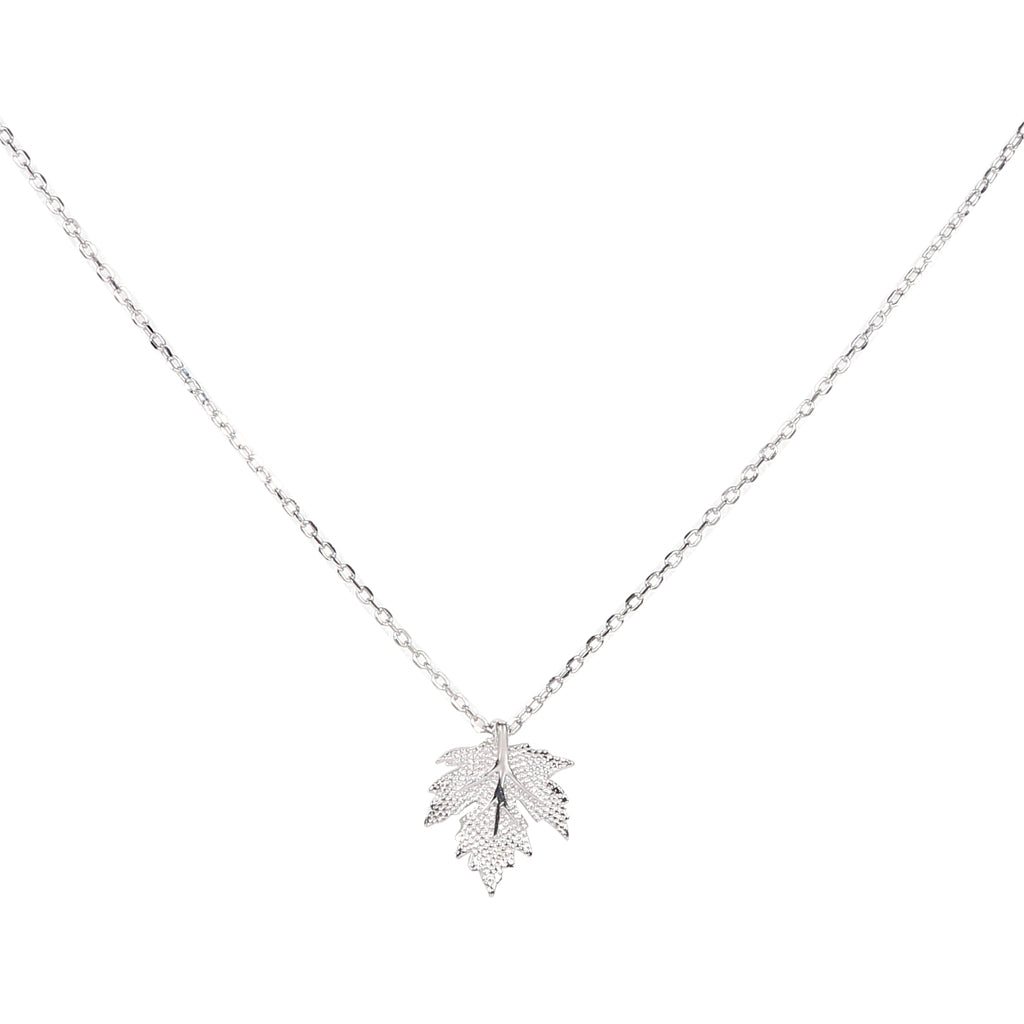 Necklace: The Autumn Leaf